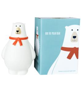 Rex London Bob the polar bear LED lamp
