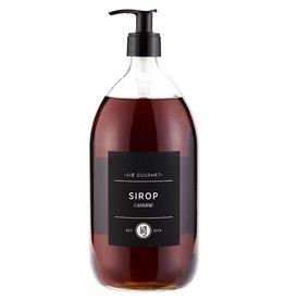 Lie Gourmet Syrup caramel 1 liter