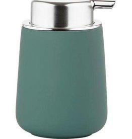 Zone Denmark Nova soap dispenser petrol green