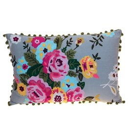 Cushion flowers 40 x 60 cm