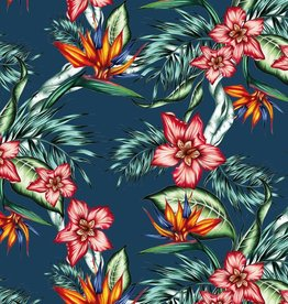Paperproducts Design 20 napkins 'Tropical  flowers' 33x33 cm