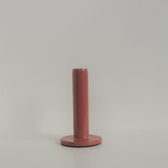 House Doctor Candle holder 12 cm chestnut