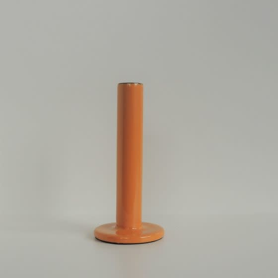 House Doctor Candle holder 15.5 cm ochre