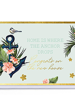 Enfant Terrible Enfant Terrible card + enveloppe 'Congrats on the new home'