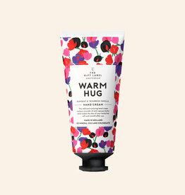 The Gift Label Hand cream tube - Warm hug