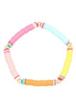 With love Bracelet go surfing - multi color