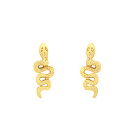 With love Stud earrings Hiss