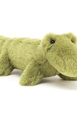 Jellycat Diddle croc 21 x 5 cm