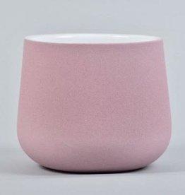 Flower pot Berlin pink 15 x 13 cm