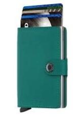 Secrid Secrid miniwallet original - emerald