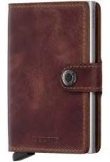 Secrid Secrid miniwallet vintage - brown