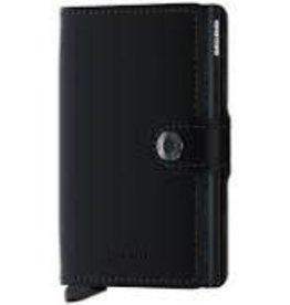 Secrid Secrid miniwallet matte - Black