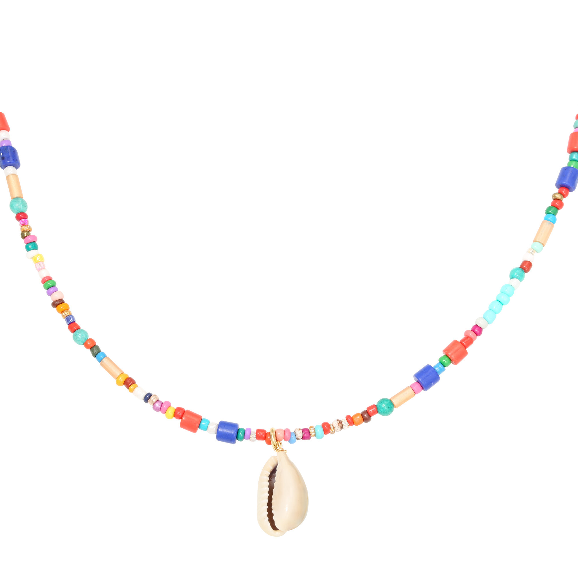 With love Necklace 'at the beach'