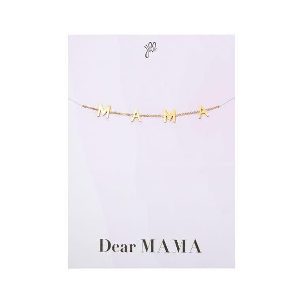 With love Bracelet dear mama