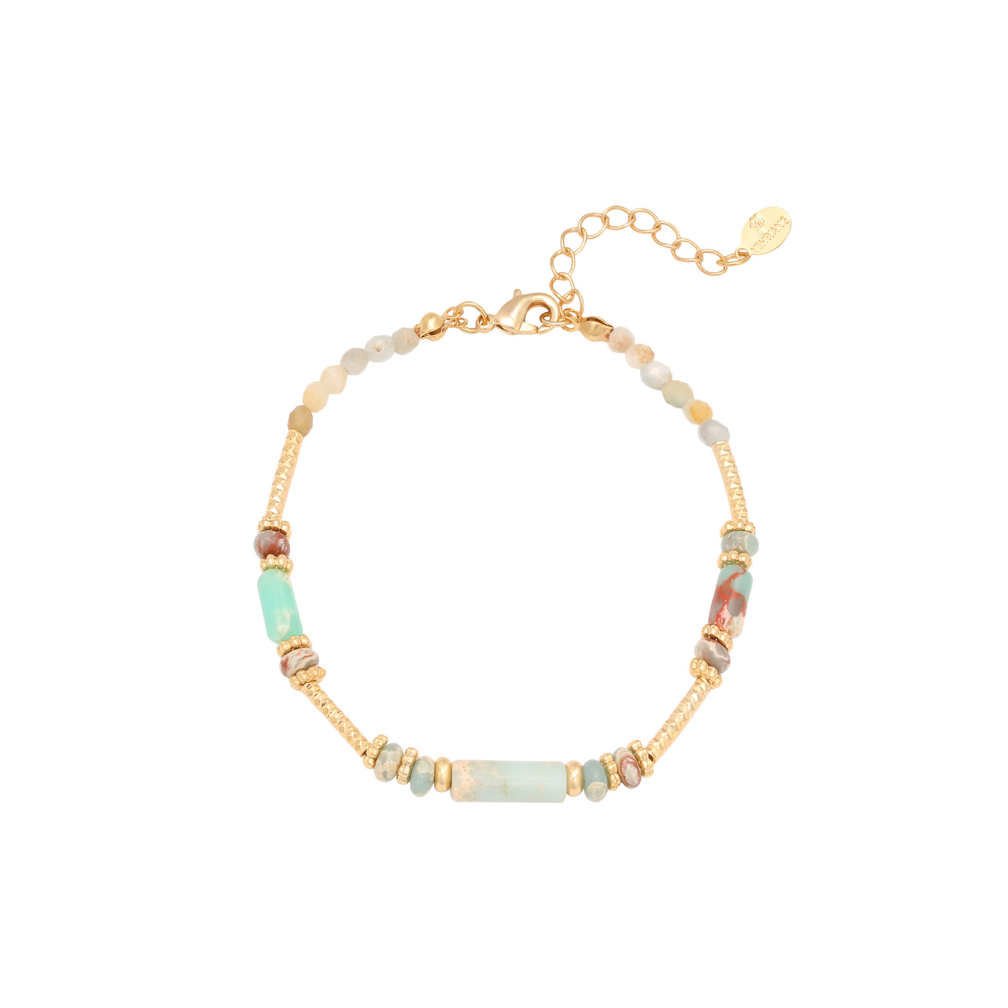 With love Bracelet magical nights - green