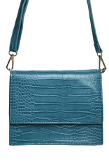 With love Bag Uptown girl - teal 21cm x 13.50cm x 7cm