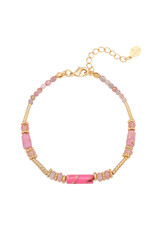 With love Bracelet magical nights - pink