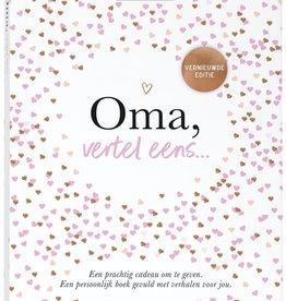 Lannoo Uitgeverij Oma, vertel eens