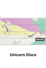 Snurk Bedding Mouth mask Snurk - Unicorn disco