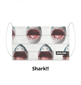 Snurk Bedding Mouth mask Snurk - Shark