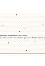 Enfant Terrible Enfant Terrible card + enveloppe 'Zaai liefde'