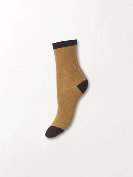 Beck Söndergaard Shimmer Pasha sock - Tapenade 39/41