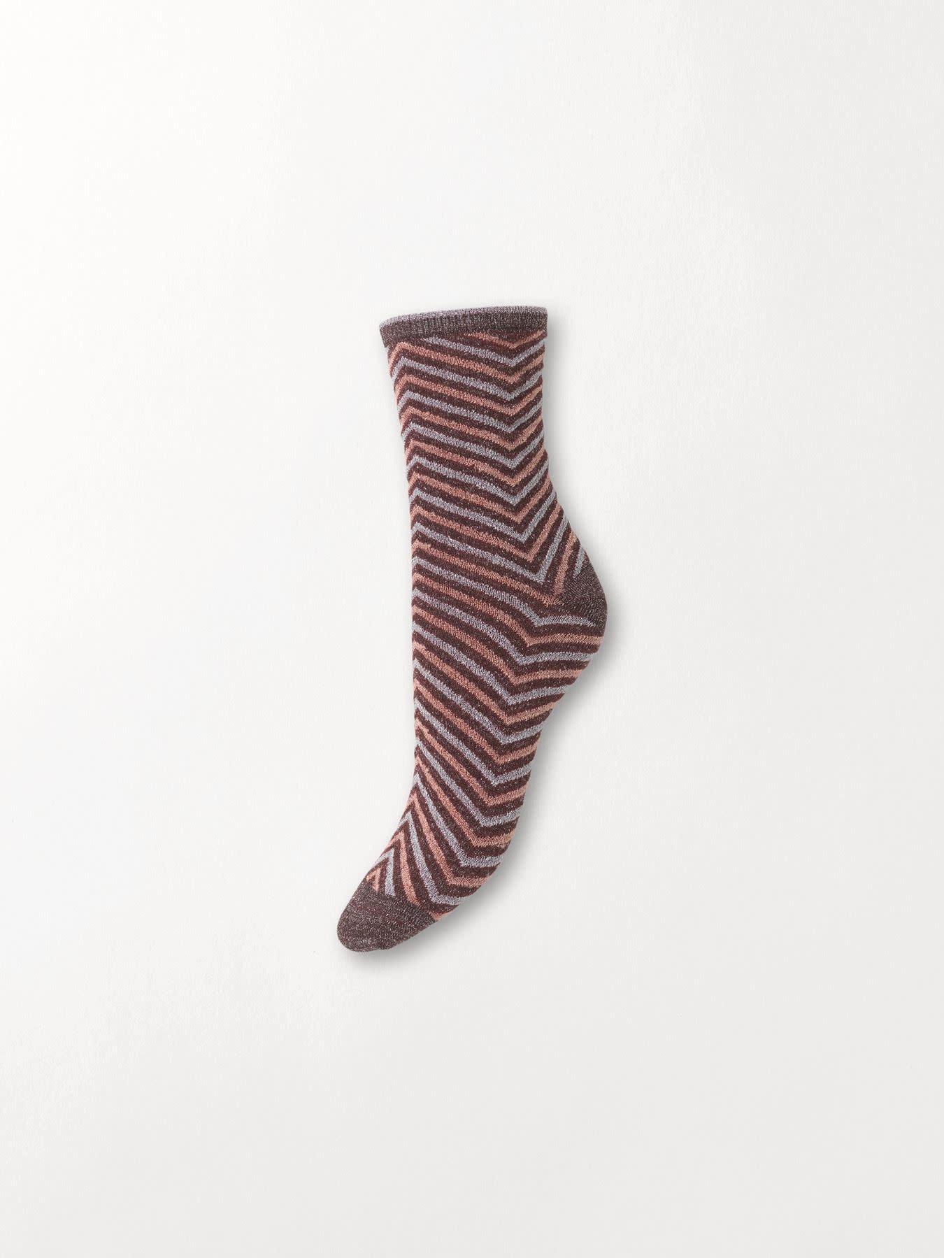 Beck Söndergaard Twisty Darya sock - Fudge 39/41