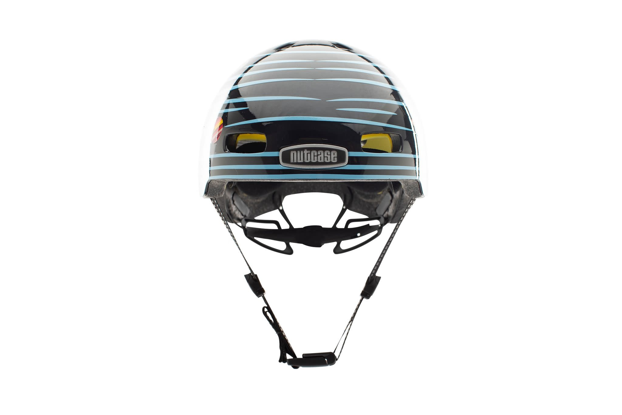Nutcase Little Nutty Defy Gravity Reflective gloss MIPS helmet XS (48 - 52 cm)