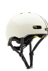 Nutcase Street Leather Bound Stripe gloss MIPS helmet M (56 - 60 cm)