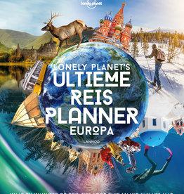 Lannoo Uitgeverij Ultieme reisplanner Europa  - Lonely Planet
