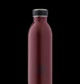 24Bottles 24Bottles urban bottle 050 Stone country red