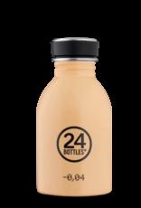 24Bottles 24Bottles urban bottle 250 peach orange