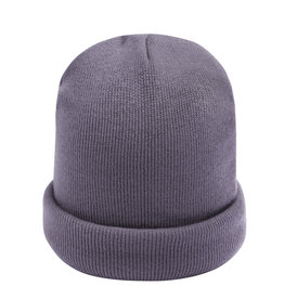With love Beanie rainbow colors - lilac