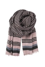 Beck Söndergaard Kadila Como scarf - adobe rose