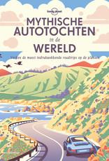 Lannoo Uitgeverij Mytische autotochten in Europa  - Lonely Planet