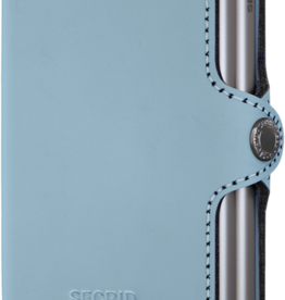 Secrid Secrid twinwallet matte blue - silver
