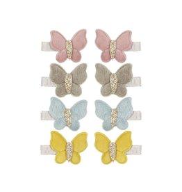 Mimi & Lula Velvet butterfly clips Florence