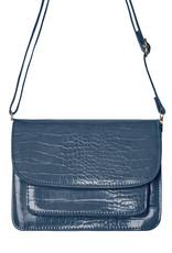 With love Bag Vogue - dark blue 21cm x 13.50cm x 7cm