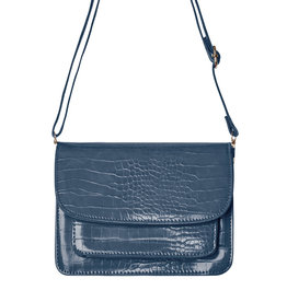 With love Bag Vogue - dark blue 21cm x 13.50cm x 7cm