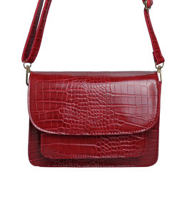 With love Bag Vogue - burgundy 21cm x 13.50cm x 7cm