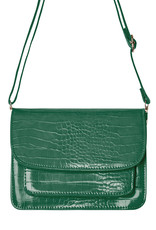 With love Bag Vogue - dark green 21cm x 13.50cm x 7cm