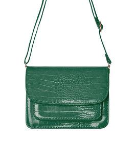 With love Bag Vogue - dark green 21cm x 13.50cm x 7cm
