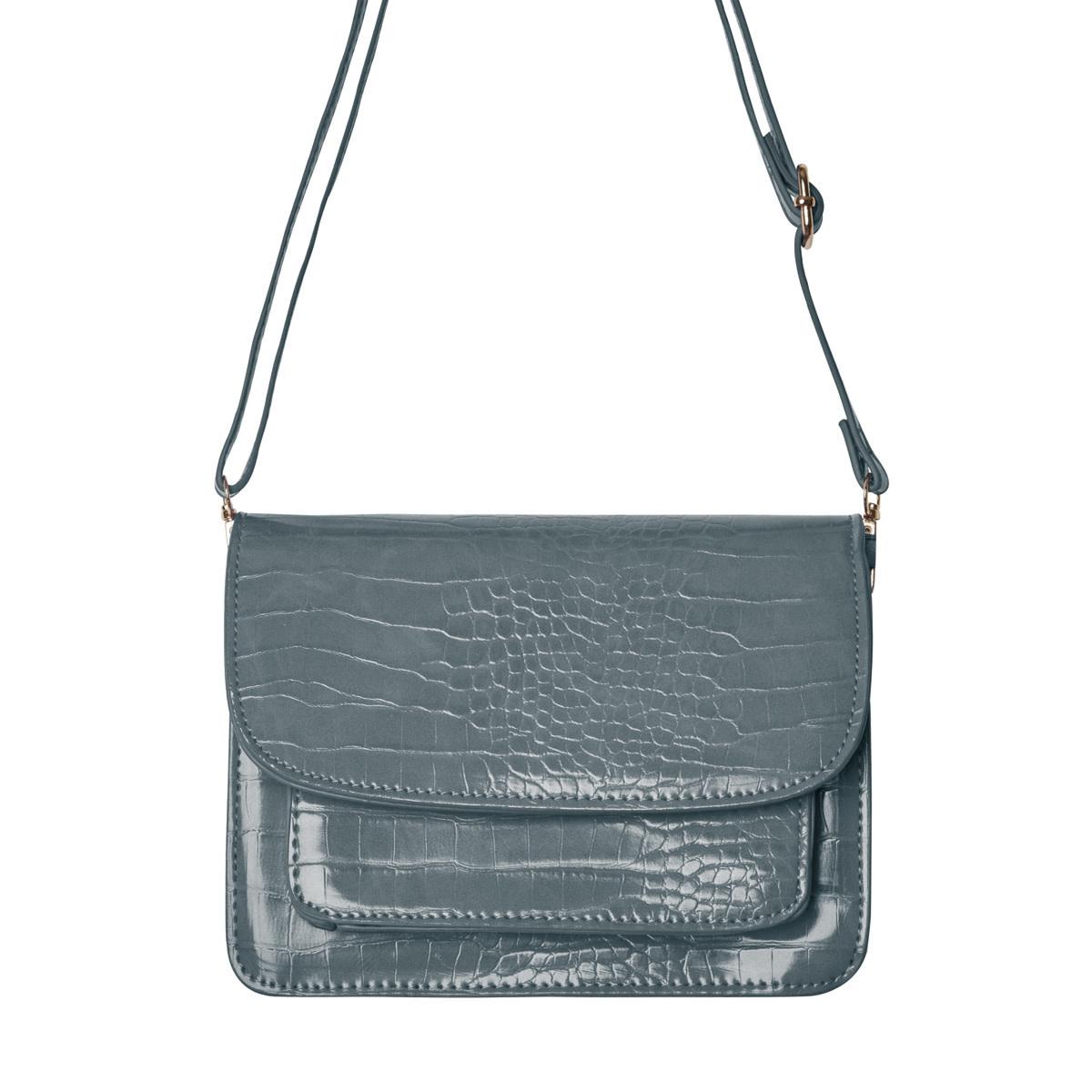 With love Bag Vogue - grey 21cm x 13.50cm x 7cm