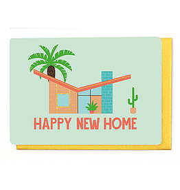 Enfant Terrible Enfant Terrible card + enveloppe 'happy new home'