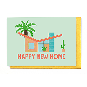 Enfant Terrible Enfant Terrible card + enveloppe 'happy new home'