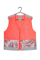 Go Fluo Gloria Coral - adults