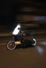 Go Fluo Darknight Grey Reflective - adults