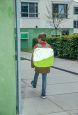 Go Fluo Milo Yellow - backpack cover