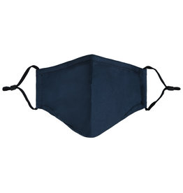 With love Mouth mask Navy