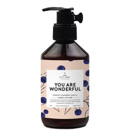 The Gift Label Hand lotion 250 ml.  - You are wonderful